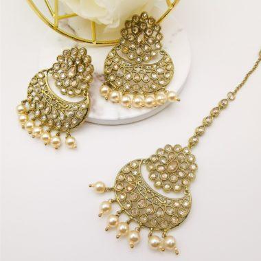 Tikka & Earrings