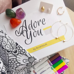 AccentsUK Adore You Box February 2021