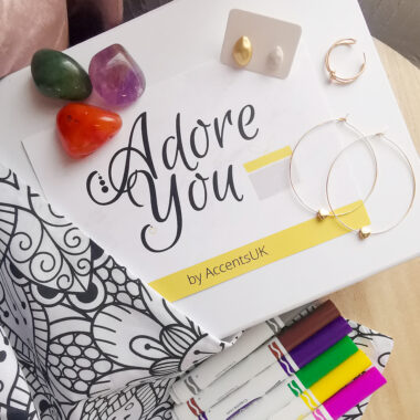 AccentsUK Adore You Box 2021 FEB TO APR