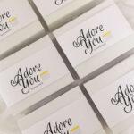 AccentsUK Adore You Boxes