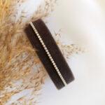 AccentsUK Adore You Box Aug-Oct '21-Dainty adjustable bracelet